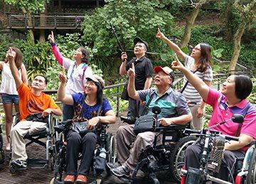 虎頭山公園資訊易讀體驗活動