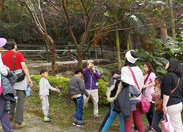 綿榮老師-生態導覽活動記錄
